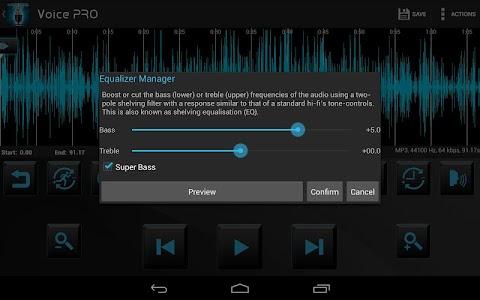 Voice PRO - HQ Audio Editor v3.3.14
