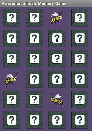 玩解謎App|Awesome Animals Memory Game免費|APP試玩
