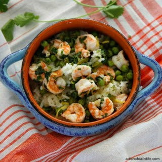 Citrus Shrimp with Jasmine Rice