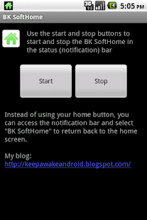 BK SoftHome - screenshot thumbnail