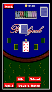 ABCcards- Blackjack Baccarat