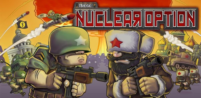 iSiege: Nuclear Option apk