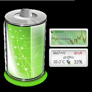 Battery Monitor Widget Pro v3.5 APK