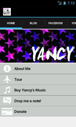 Yancy App