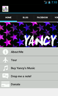 Yancy App- screenshot thumbnail