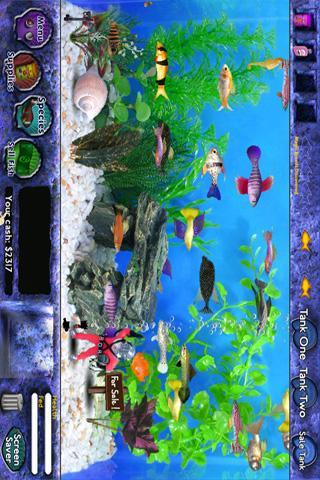 Fish Tycoon Lite - screenshot