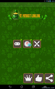 St. Patrick's LinkLink - screenshot thumbnail
