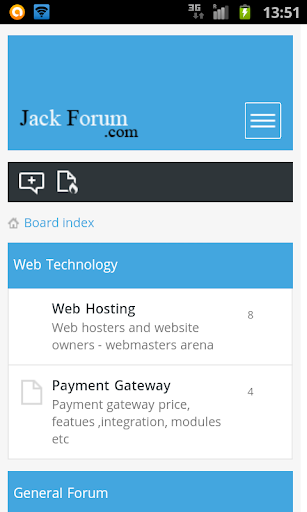Jack Forum