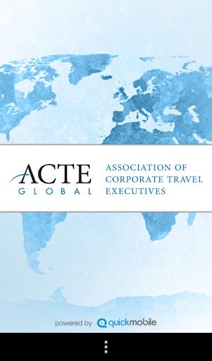 【免費旅遊App】ACTE Events-APP點子
