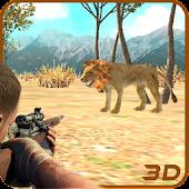 App Lion Hunting Challenge 3D version 2015 APK