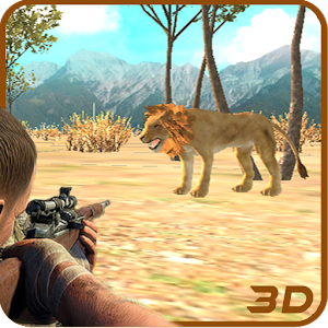 Lion Hunting Challenge 3D for PC and MAC