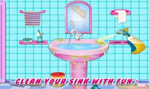 Bathroom Clean Up & Makeover  screenshots EasyGameCheats.pro 3