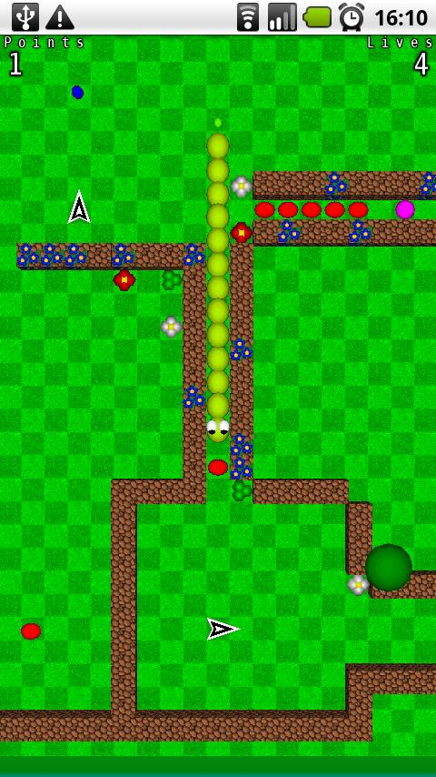 Snake 3D Free - screenshot