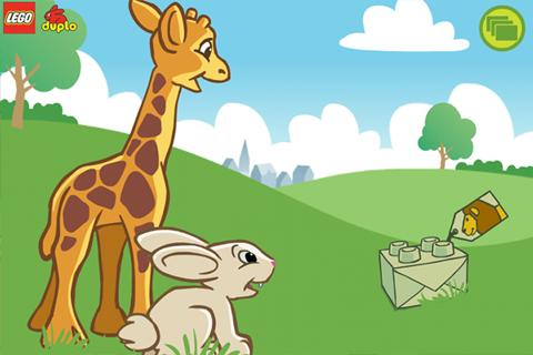 LEGO® DUPLO® ZOO - screenshot