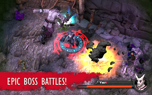 Wraithborne - Action RPG Free - screenshot thumbnail