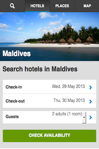 Maldives Hotels Booking Cheap