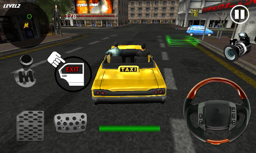 Extreme Taxi Crazy Driving Simulator 2018 65 Screenshots 4