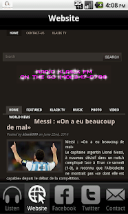 Radio Klasik FM - screenshot thumbnail