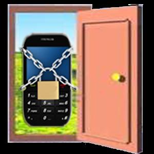 Crack Door Screen Lock