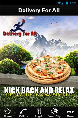 Delivery For All