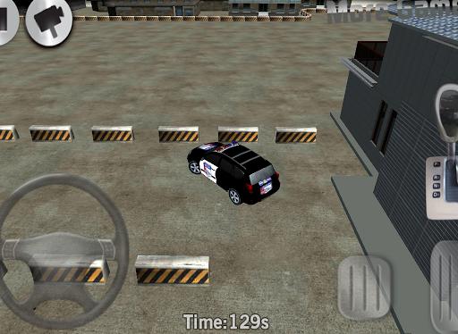 Police 3D Car Parking 1.2 screenshots 9