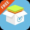 Glextor アプリ マネージャー & オーガナイザー icon