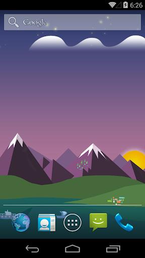 Mighty Peaks