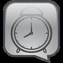 The Speaking Clock logo