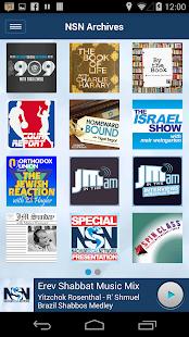 Nachum Segal Network - náhled