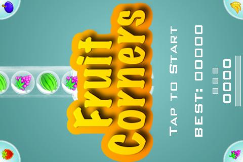 Fruit Corners Free- screenshot