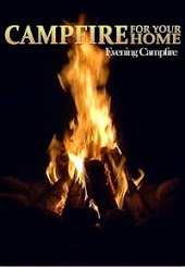 Campfire for Your Home: Evening Campfire