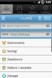 Zumi.pl - screenshot thumbnail