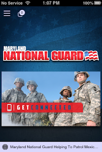 Maryland National Guard- screenshot thumbnail