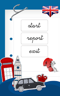 Learn ENGLISH with Words - screenshot thumbnail