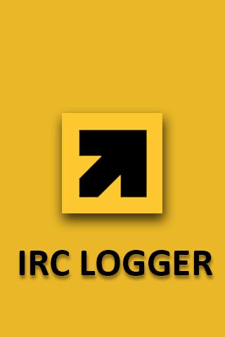 IRC LOGGER