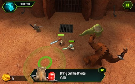 LEGO® STAR WARS™ Screenshot 3