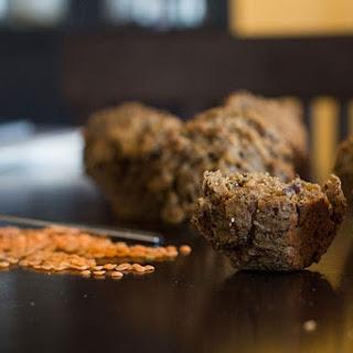 Spiced Lentil Muffins