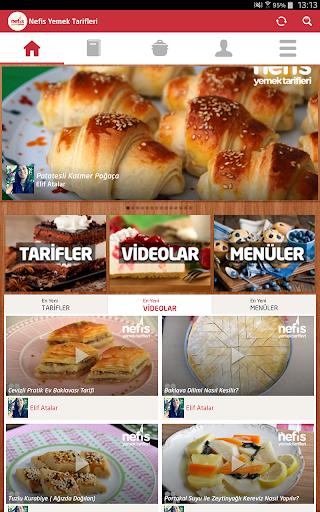 Nefis Yemek Tarifleri  screenshots 9