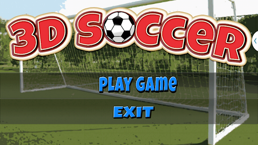 Soccer 3D Game