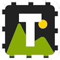 Taddapp - add Text to Photos icon