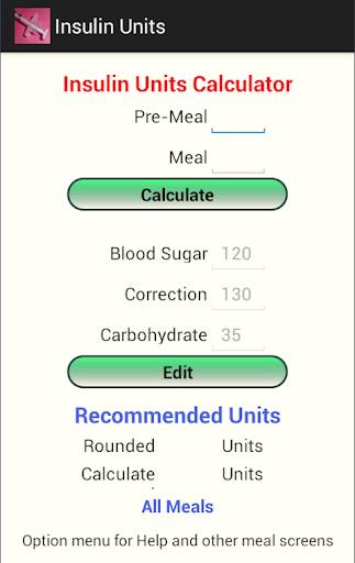 Insulin Units