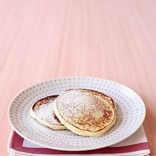 Orange-Ricotta Pancakes.