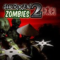 Shuriken Zombies 2(LITE) icon
