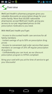 WellCard Health- screenshot thumbnail