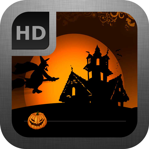 Halloween lockscreen Free LOGO-APP點子