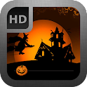 Halloween lockscreen Free icon