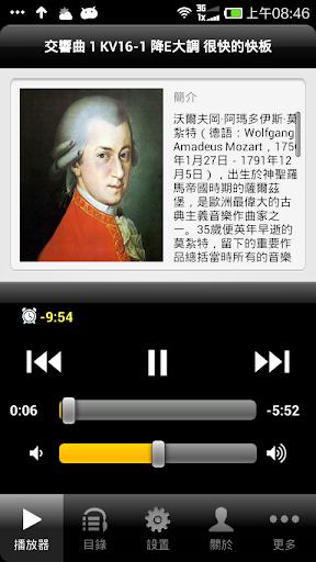莫紮特交響曲