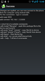 [root] Remote ADB - screenshot thumbnail
