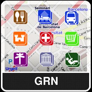 Girona NOMADA Maps
