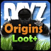 Dayz Loot+ Origins